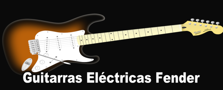 guitarras electricas fender